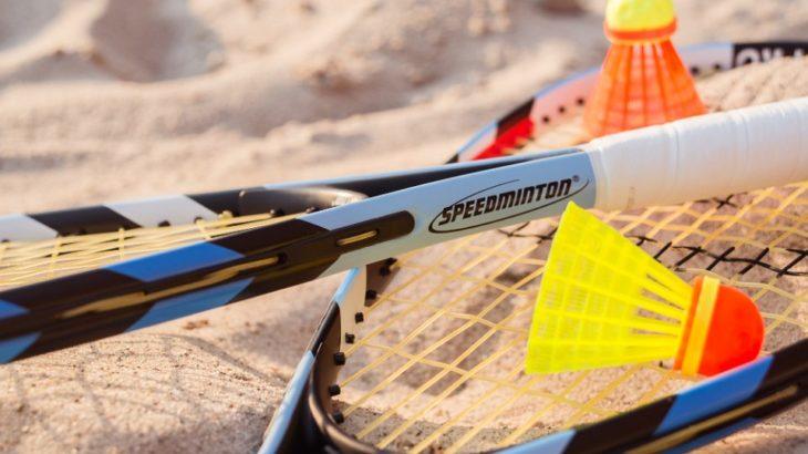 【クロスミントン】 テニス+バドミントンの爽快感溢れるスポーツ
