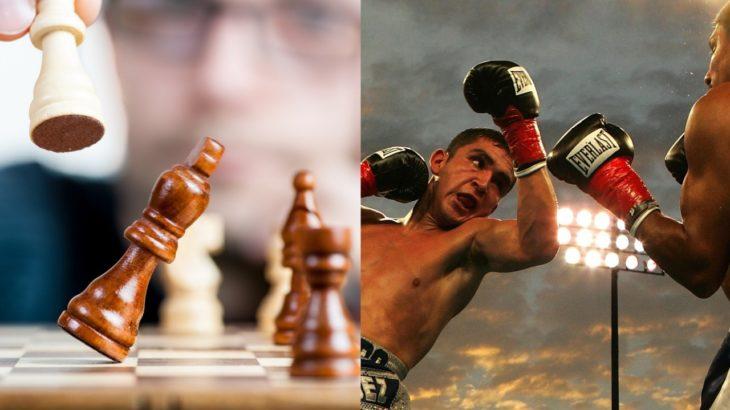 【チェスボクシング】知力と体力を試される過酷なマイナースポーツ