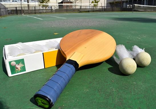 【エスキーテニス】ボールに羽が生えた!?広島発祥のラケットスポーツ