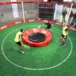 【360ボール】テニスとスカッシュが混ざった新感覚スポーツが超面白そう