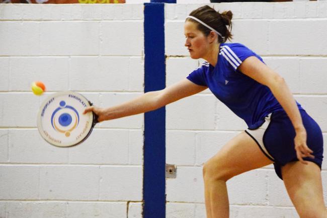 【タンブレロ】楽器タンバリンでテニス!?ちょっと変わったラケットスポーツ
