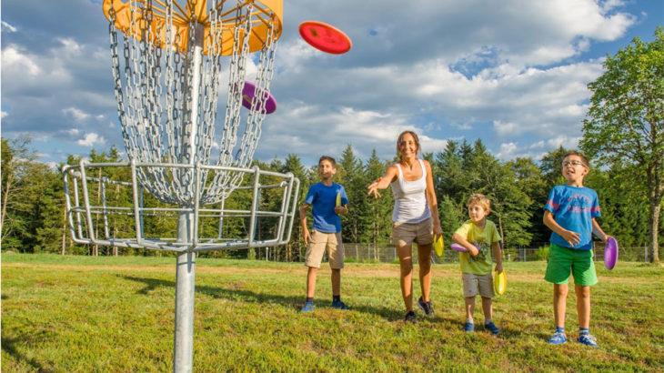 """【ディスクゴルフ】ボールの代わりに""""ディスク""""!簡単ルールで休日ゴルファーにもオススメ"""