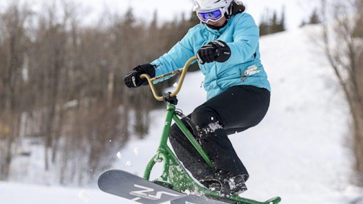 【スノースクート】スキー・スノボだけじゃない!冬にぴったりなマイナースポーツ