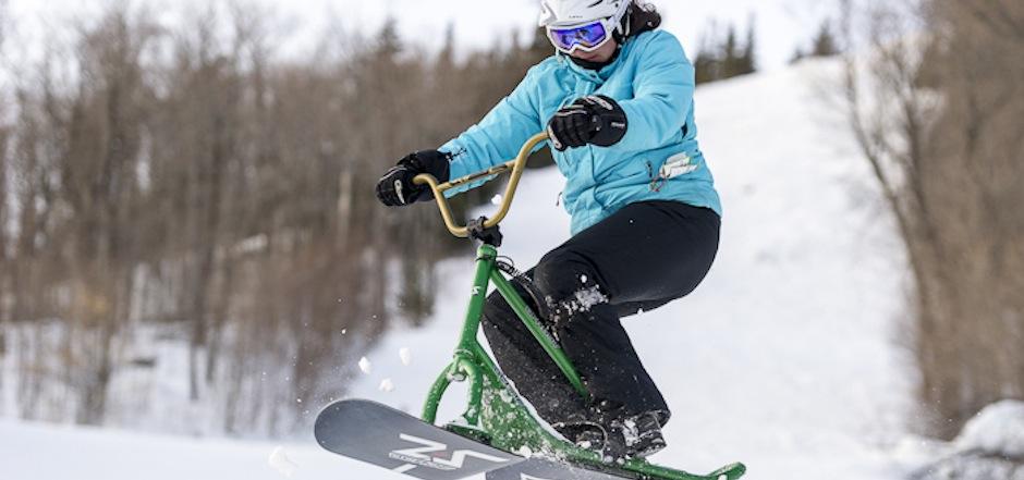 スノースクート|スキー・スノボだけじゃない!冬にぴったりなマイナースポーツ