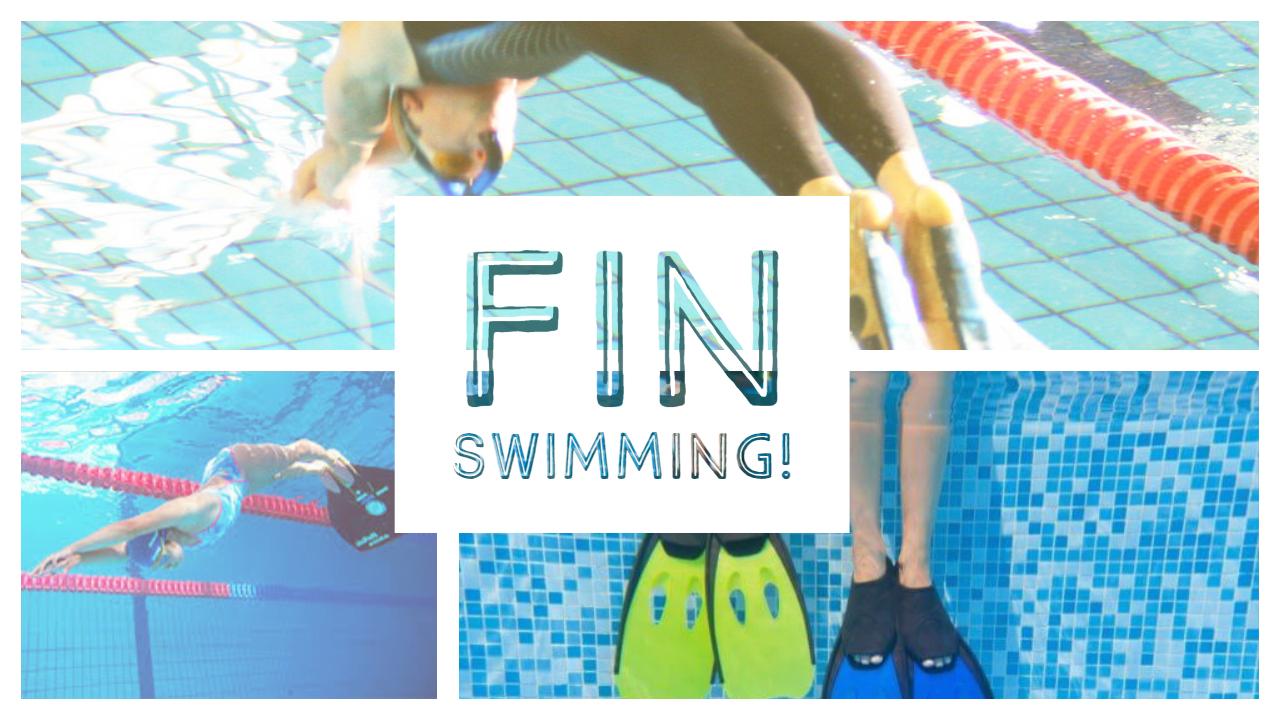 【フィンスイミング】オードリー春日も大会に出た!フィンを付けたマイナー水泳競技