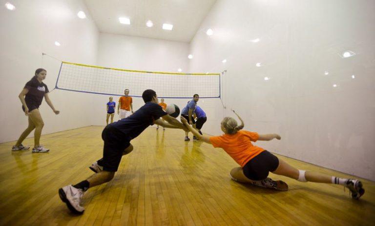 ウォーリーボール|バウンドOKのバレーボール!日本では珍しいマイナースポーツ